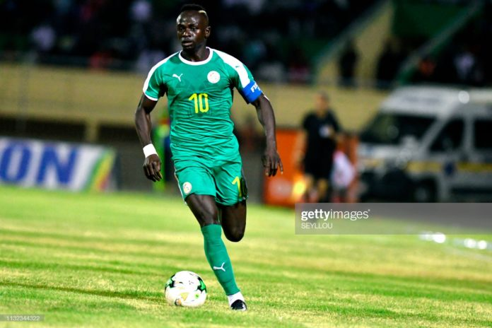 « The best african football player » : Sadio Mané sacré ! (photos)
